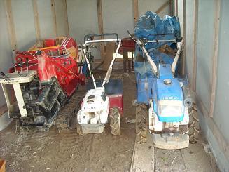 農機具小屋1